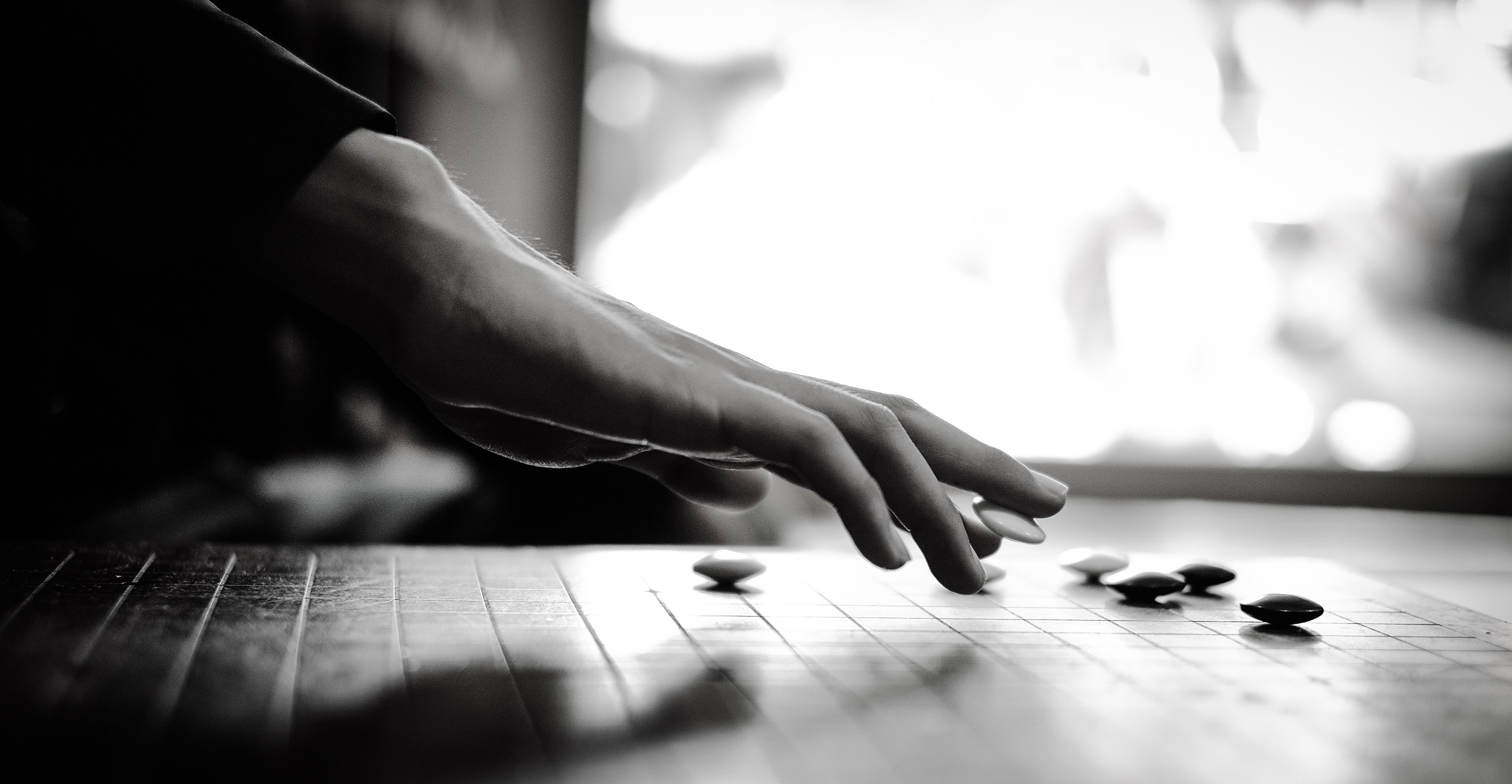 ネット囲碁対局